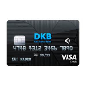 DKB VISA credit card Germany