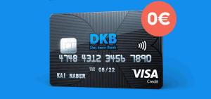 DKB free debit account