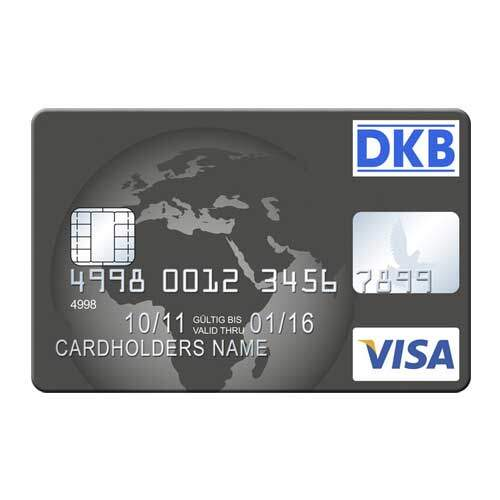 free german visa credit card dkb - Free Visa Card