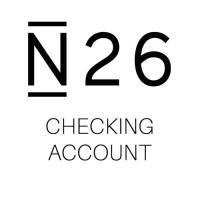 N26 Checking Account Germany