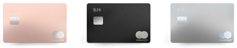 Free German Credit Card N26
