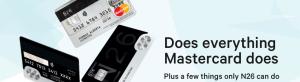 German mastercard advantages