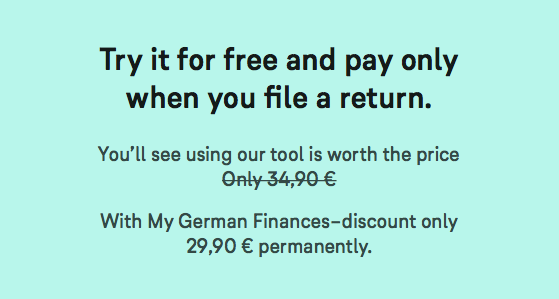 Germantaxes report in english tool