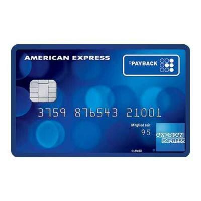 American Express credit card Germany