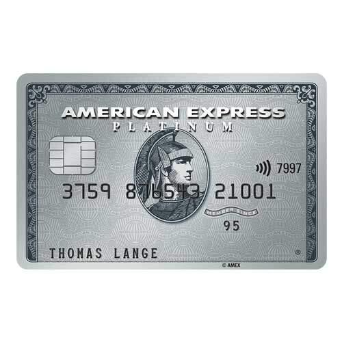 My German Finances: Platinum Card (Germany