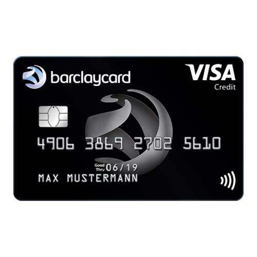 Barclaycard Credit Card Www Barclaycard Co Uk: VISA Credit Card (Germany