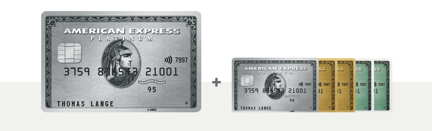 free additional Amex cards
