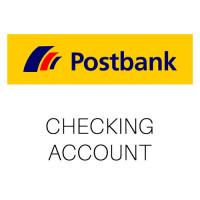 Giro start Postbank Germany