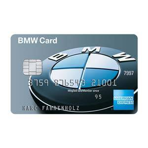 American Express Germany BMW