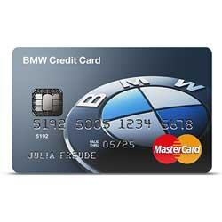 Mastercard BMW Germany