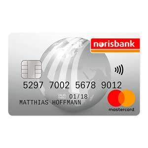 Germany mastercard norisbank