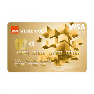 German credit card VISA
