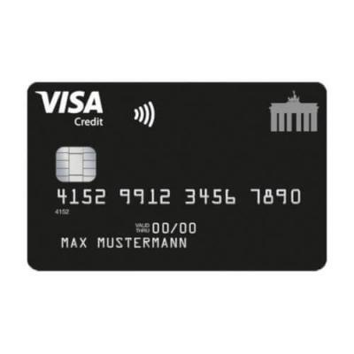 German VISA credit card free