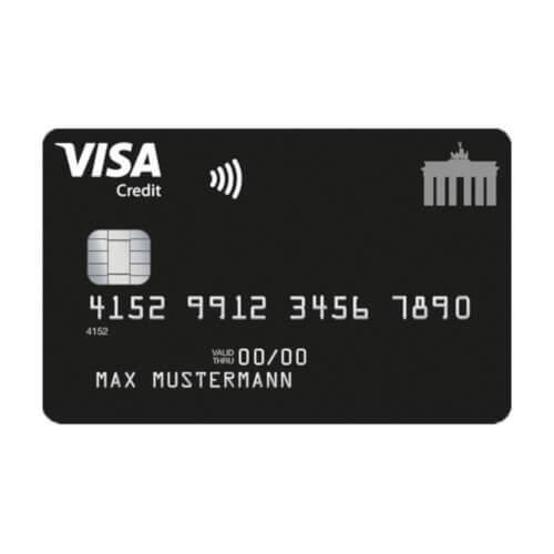 Visa Card Deutschland Kreditkarte Classic