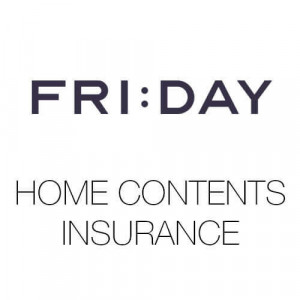 Friday home contents insurance