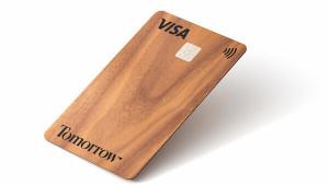 Tomorrow Bank Germany VISA card